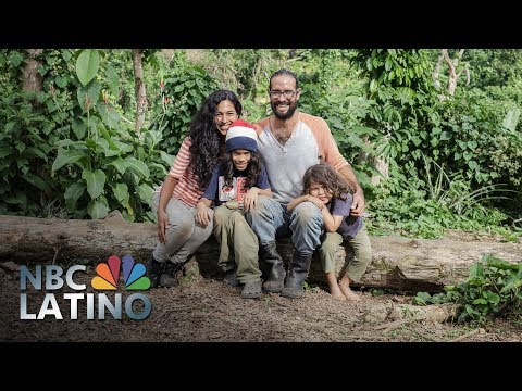 Living Off The Land: How These Puerto Rican Farmers Survived The Storm | NBC Latino | NBC News