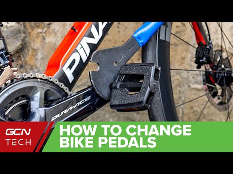 How To Fit & Remove Bike Pedals With Ease