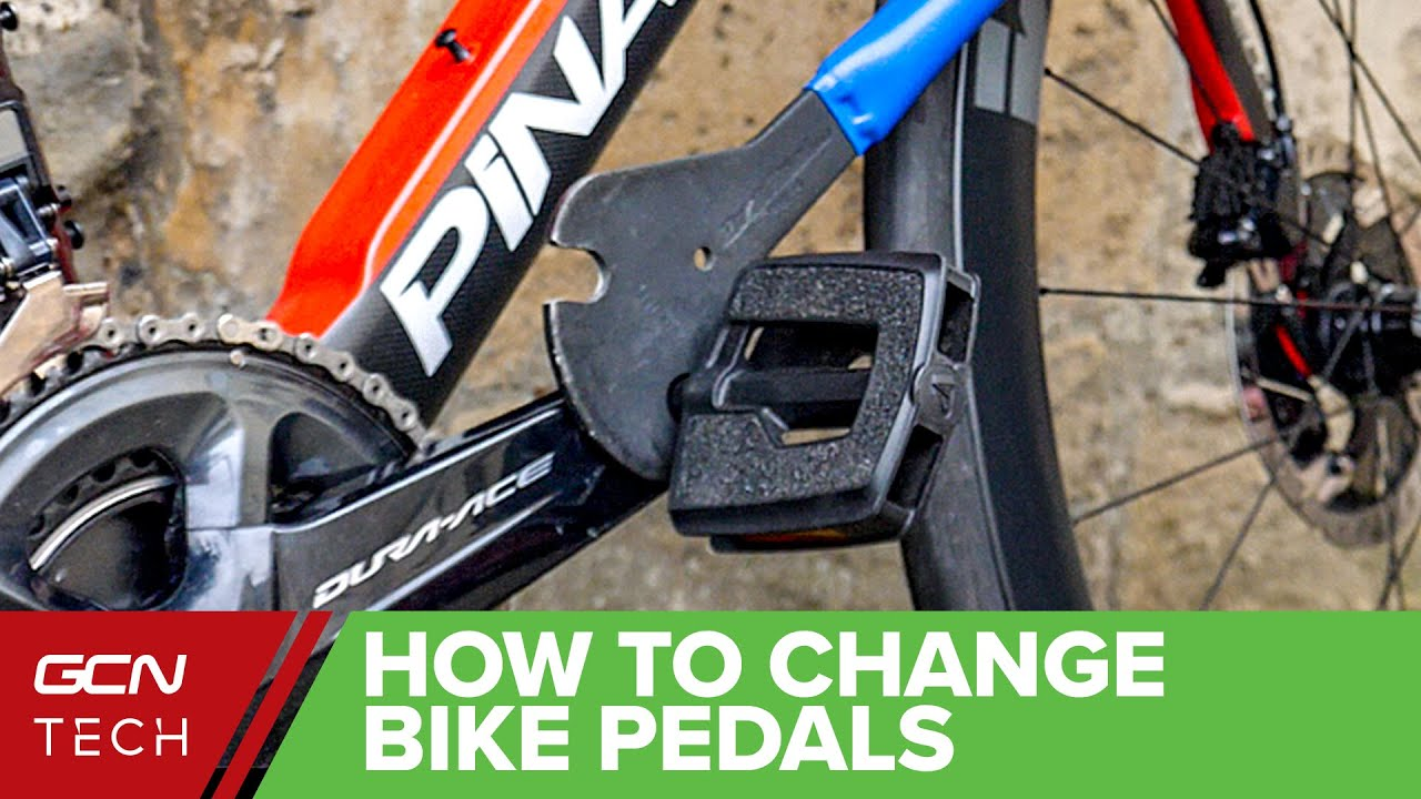 How To Fit Remove Bike Pedals With Ease Youtube