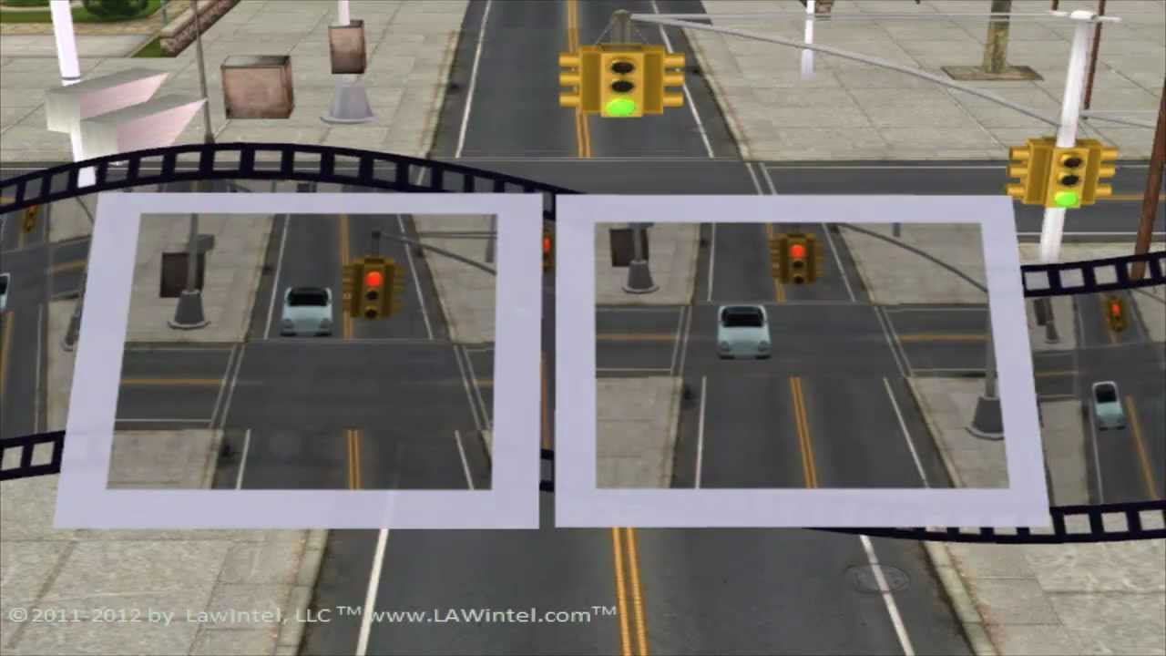 How Red Light Camera Systems Work (Photo Ticket Enforcement)   YouTube