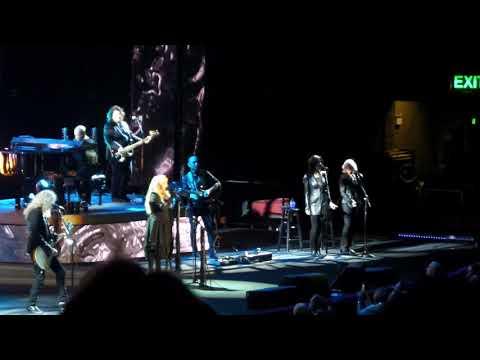Stevie Nicks with the Pretenders Tahoe 2017