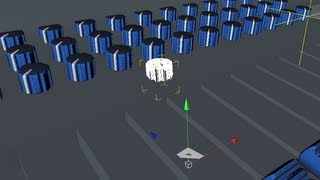 cinema 4d how to fix the axis tool s pivot s center of null objects cloner objects tutorial