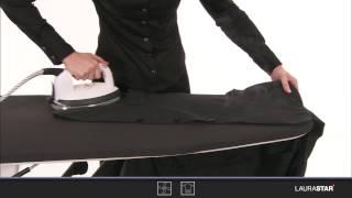 Laurastar - Comment repasser votre veste