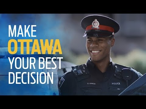 (20s) Make Ottawa Your Best Decision | We're Recruiting - (Short)