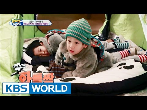 "Twins' House - Twins' 1 Night and 2 Days ""Sleeping Outdoors Game of Chance"" (Ep.125 