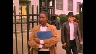 A Bronx Tale   Cee and Jane school scene3