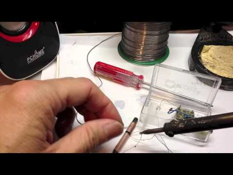 Billy's DIY Tiny Crystal Radio