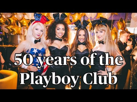 Inside London's Playboy Club on its 50th anniversary