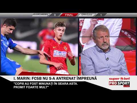 ProSport LIVE - Ediție SPECIALĂ După Cele Două Meciuri Ale Echipelor Românești în Europa League