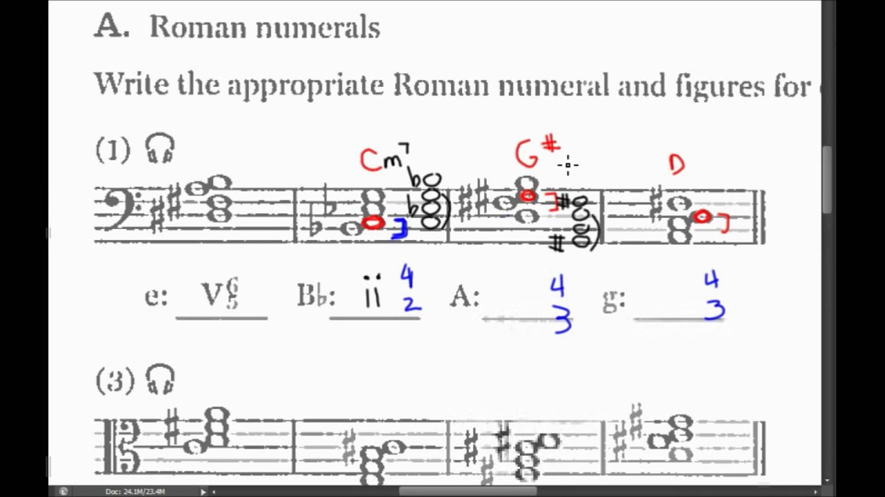 How to write Roman numerals on a computer keyboard: how to type Roman numerals in a Word using ASCII codes and English letters 26