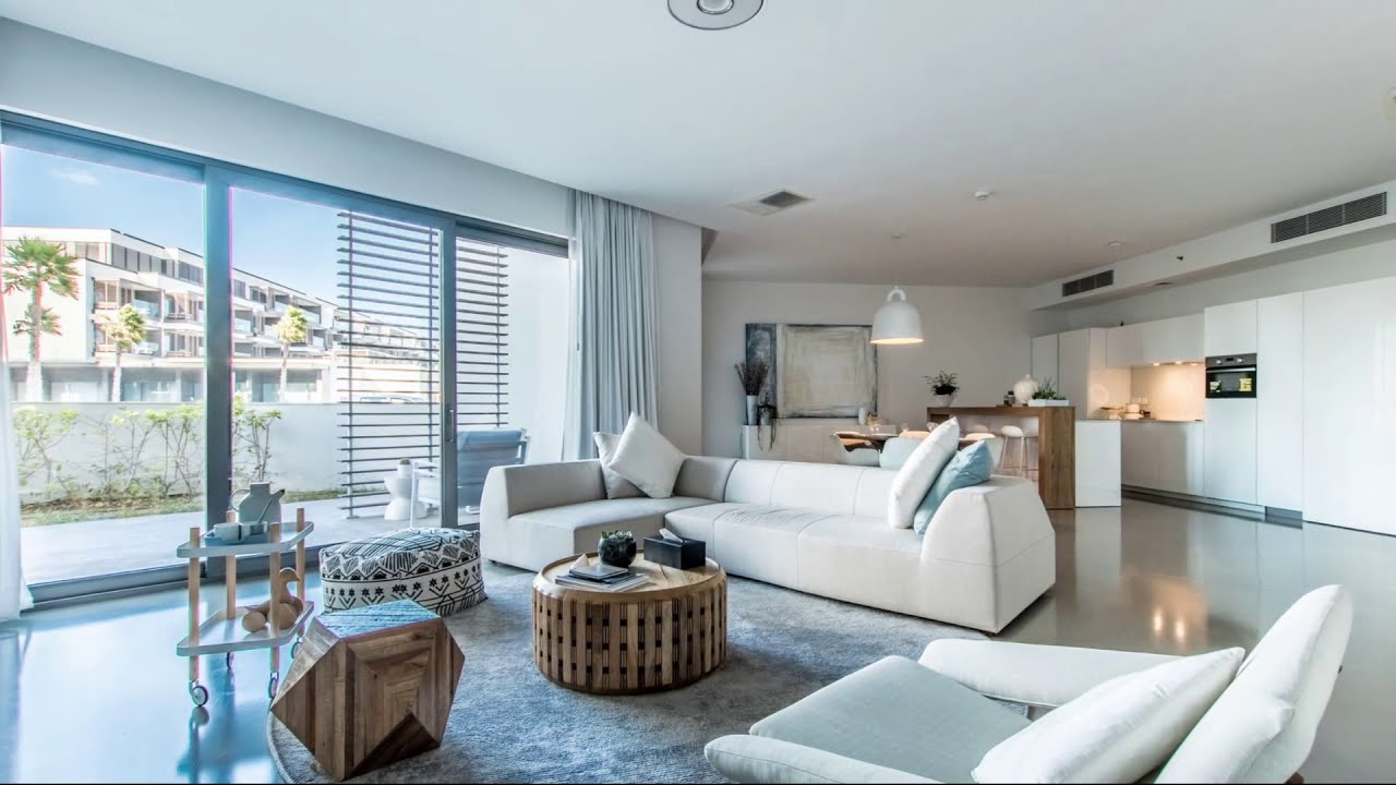 Bedroom By The Beach In Pearl Jumeirah