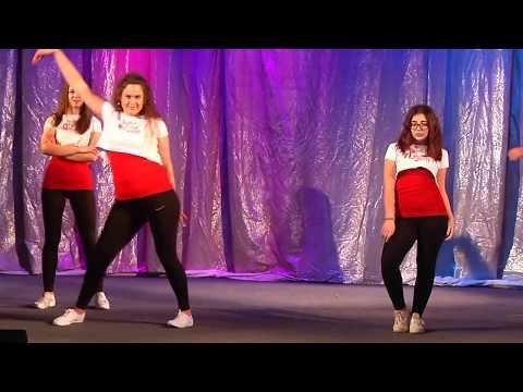 """Звітний концерт sport&dance studio """"OXYGEN"""""""