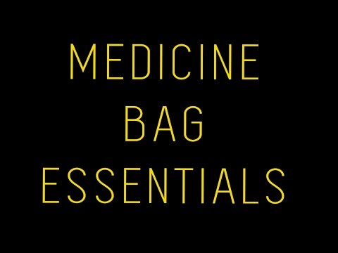 TRAVEL MEDICINE BAG ESSENTIALS | Be prepared for everything with these medicinal essentials