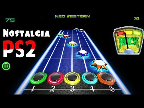 Nostalgia Game Ps2 - Main Game Guitar Hero Mirip PS2 | Game Offline