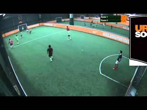 Urban Football - Aubervilliers - Terrain 10 le 17/01/2016 à 15:48