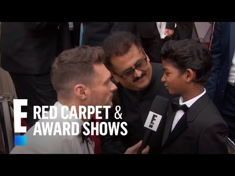 """Lion"" Star Sunny Pawar Is Cutest Actor at 2017 Oscars 
