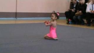 дети в художественной гимнастике б/п 4 года(София., 2011-04-27T06:52:16.000Z)