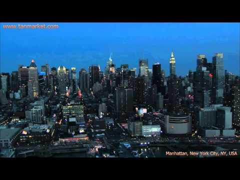 Manhattan 4, New York City, NY, USA Collage Video - youtube.com/tanvideo11