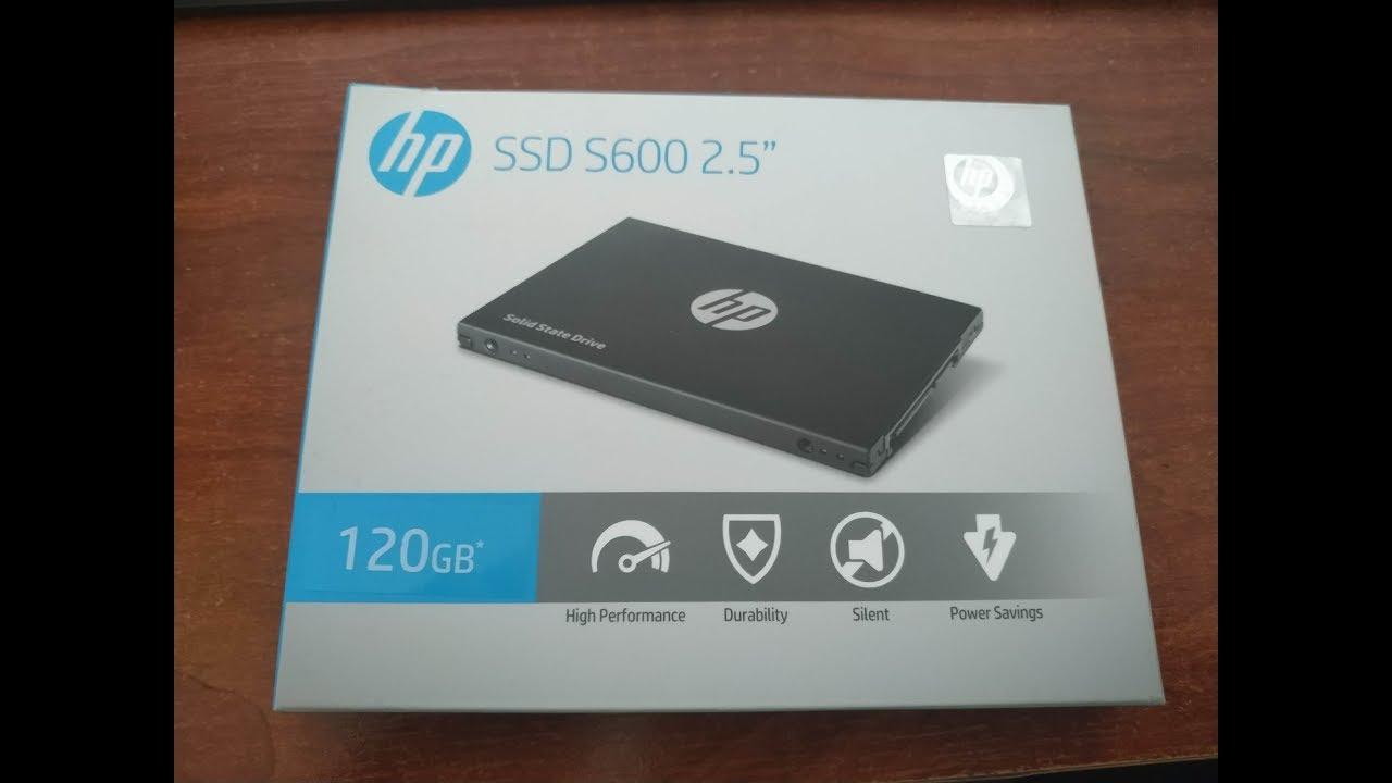 HP SSD S600 2 5