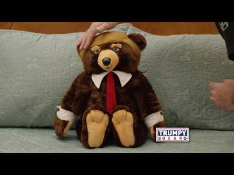 SHROOM - TRUMPY BEAR Available Now [Video]