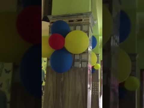 Flower Decoration video