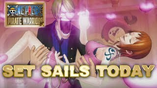 One Piece Pirate Warriors - PS3 - Set Sails to the New World