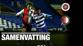 Samenvatting | Reading U23 - Jong Feyenoord