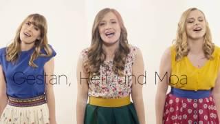 Poxrucker Sisters - D´Sun geht auf [official lyric video]