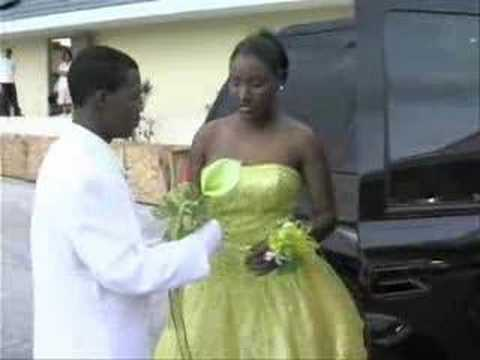 Morgan Fernander & Bianca Styles @ Prom 2005 In Freeport, Bahamas