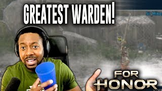 For Honor Orochi Brawls ∙ Greatest Warden I've Ever Seen! [Funny Encounter]