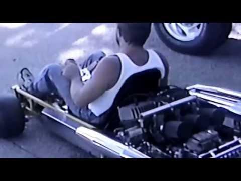 750cc 2 Stroke Go-Kart
