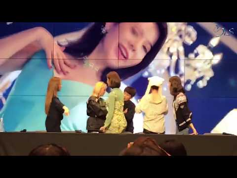 [180916] SNSD Oh!GG - Lil' Touch Fansign  Fancam