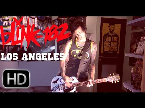blink-182 - Los Angeles (Guitar Cover HD) by SymonIero