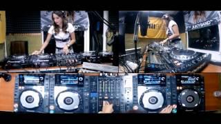 DJ Juicy M LIVE from DJFM part 3