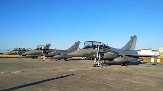 Golden Arrows reach home | Rafale | Indian Air Force