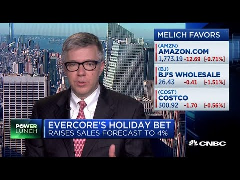 Why This Analyst Is Raising His Retail Sales Forecast For The Holidays