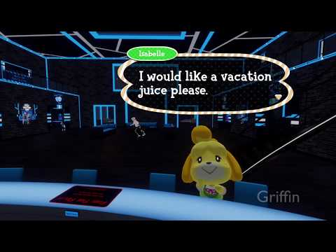 Isabelle Buys Some Vacation Juice Youtube