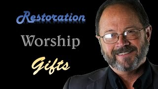 Brad Scott at Ruach   Restoration Worship Gifts   PART 1 OF 3