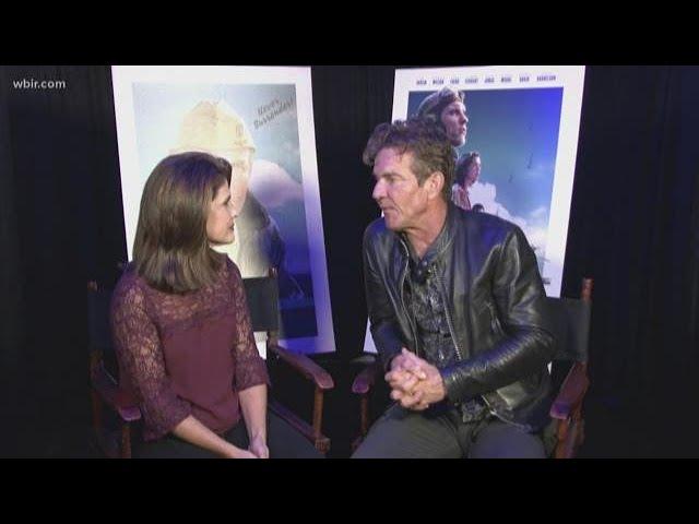 Dennis Quaid on movies & recent engagement