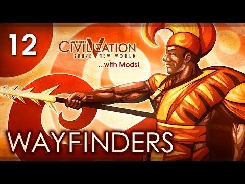 Let's Play Civ 5 (Mods) - Polynesia Huge Earth TSL - Episode 12