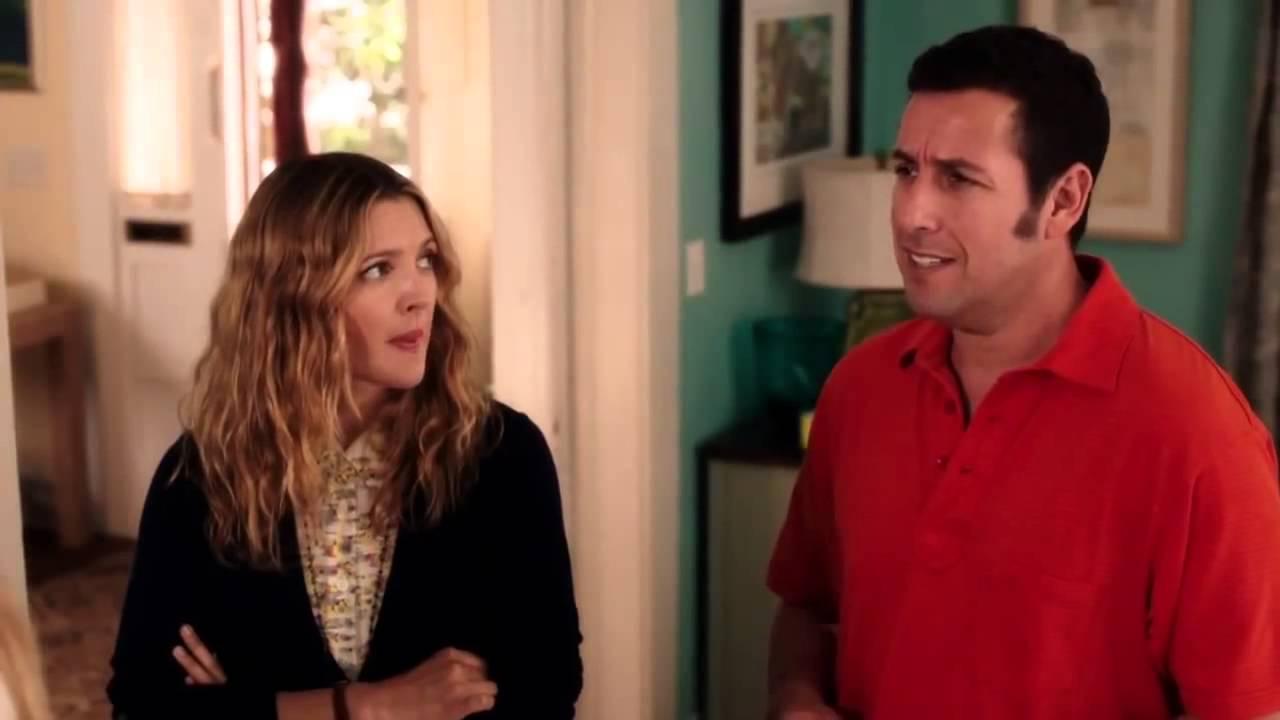 Download Blended Official Trailer #1 2014   Adam Sandler, Drew Barrymore Comedy HD