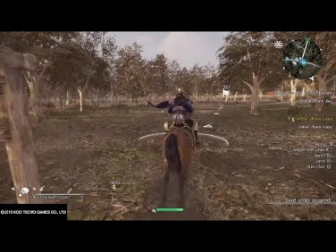 Dynasty Warriors 9 | Cao Cao | Part 2 - Securing Bases Around Puyang