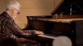 Zeitlin Meets Monk – Denny Zeitlin Solo Piano –  I Mean You