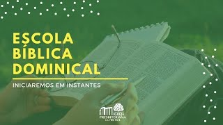 EBD - Não há outro Deus como o SENHOR - Rev. Renato Romão - 11/04/2021