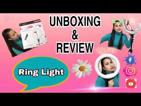 BEST RING LIGHT | RING SUPPLEMENTARY LAMP | HONEST REVIEW!!