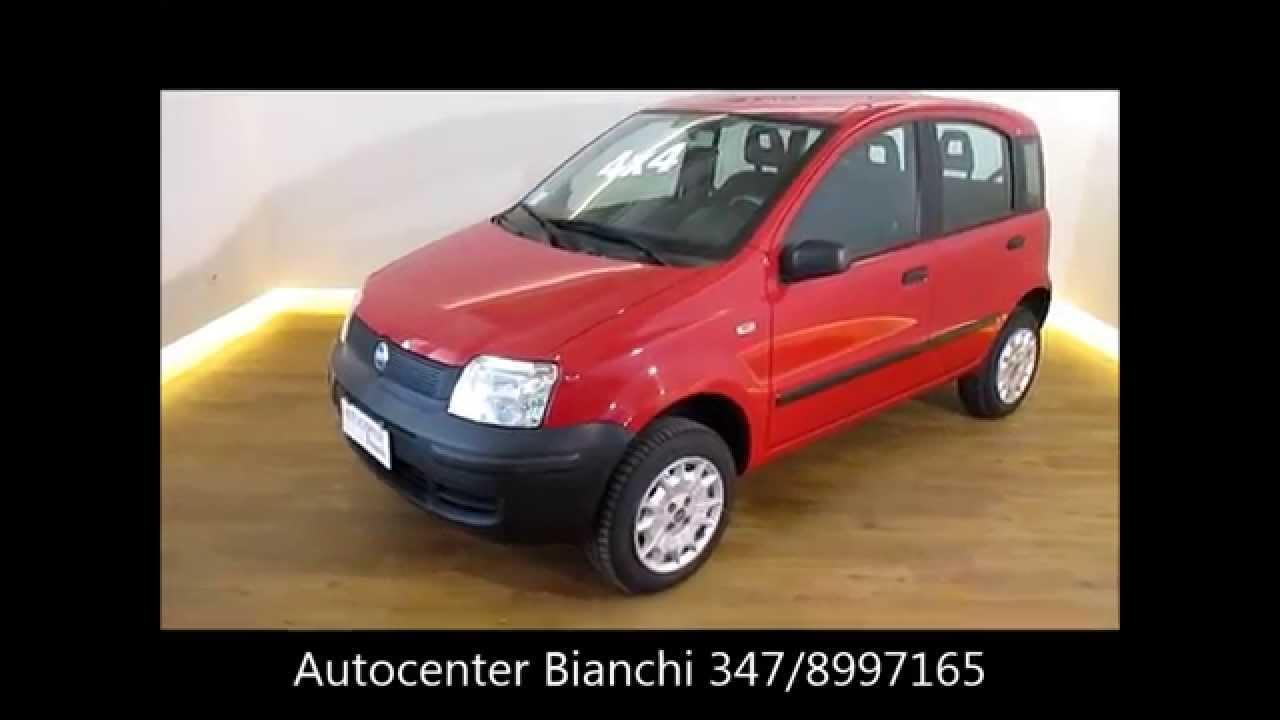 Fiat panda 4x4 rossa youtube for Panda 4x4 youtube