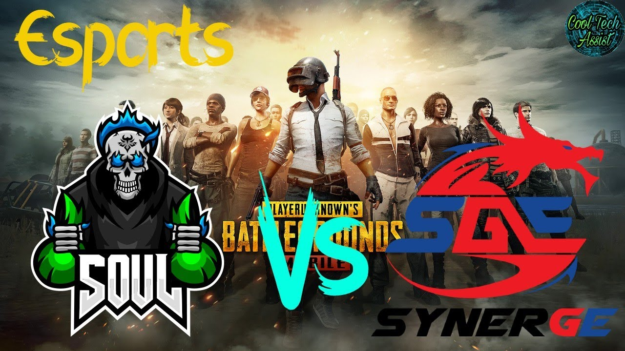 PUBG-Team SynerGE Vs Team Soul || MortaL VipeR Regaltos Aman Vs Shryder Seervi Ted || PH Third Party
