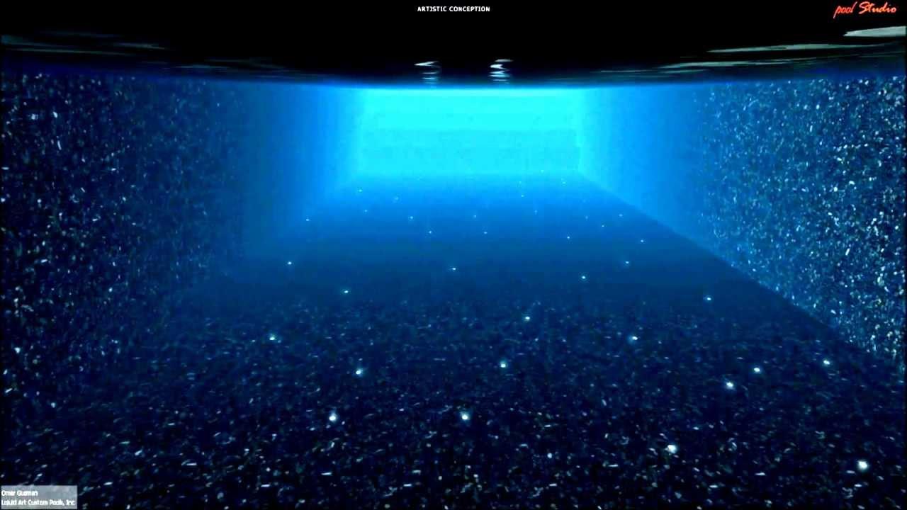 Palm Beach FiberStar Pool Lights  YouTube