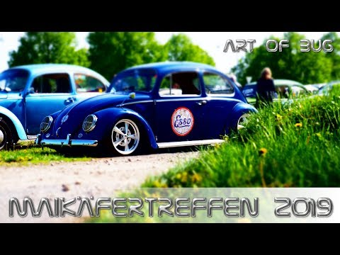 Maikäfertreffen 2019 - Biggest VW-Event in Germany