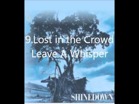 My Top 20 Shinedown songs